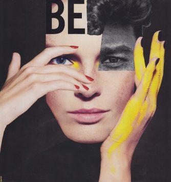BE.BE. - kolaż analogowy